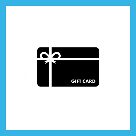 Gift Card / Voucher / pre-payment